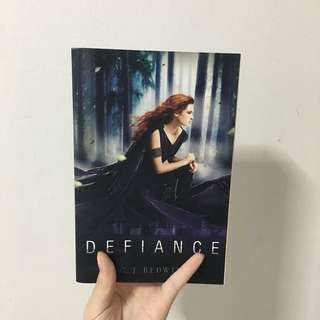 Defiance and Deception by C. J. Redwine