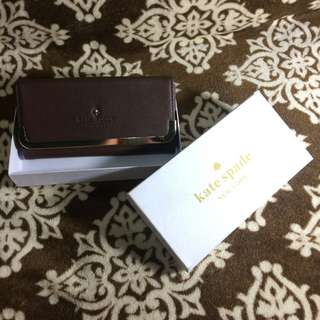 Kate Spade Wallet (Brown)