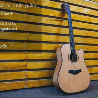 TAKLA M320 ACOUSTIC GUITAR 41' natural