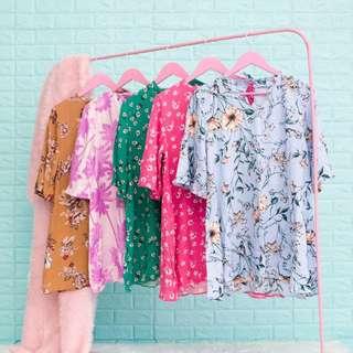 Plus Size Dress 062118003