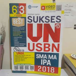 🥀SUKSES UN&USBN SMA IPA