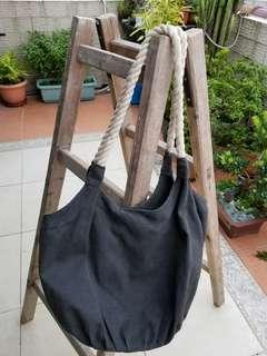 帆布側孭袋