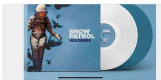 Snow Patrol - Wildness deluxe Heavyweight coloured Vinyl