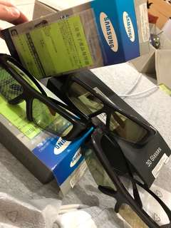 Samsung  3D 眼鏡