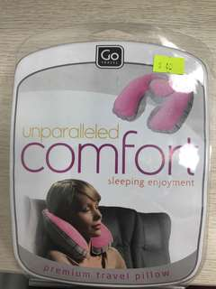 吹氣頸枕 unparalleled comfort travel pillow