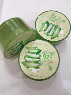 ORI! Nature Republic 92% Aloe Vera Gel