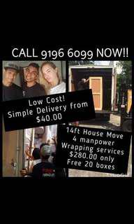 Budget Movers and Storage Services