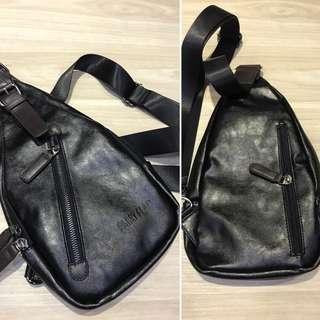 Sling slant chest pouch Bag