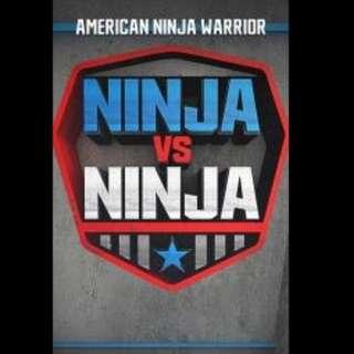 [Rent-TV-Series] American Ninja Warrior: Ninja vs Ninja (2018) Episode-15/16 added [MCC001]
