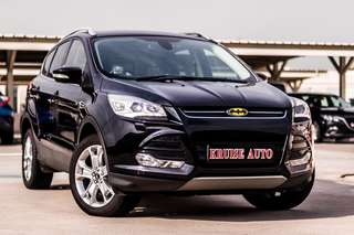 FORD KUGA 1.6(A) TURBO GTDI