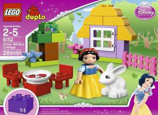 Looking for the Snow White LEGO duplo Disney