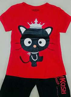 KAOS ANAK CAT KING 7-10