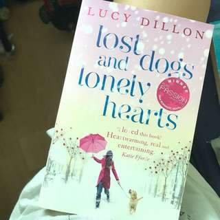 🚚 Lost Dogs and Lonely Hearts by Lucy Dillon