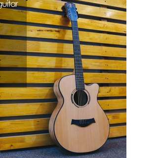 TAKLA M120E SEMI ACOUSTIC GUITAR 41' SPRUCE TOP