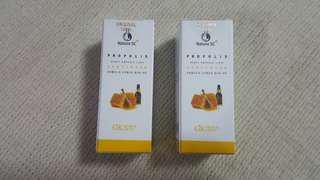 NATURE SC GK Propolis Honey Ampoule Light