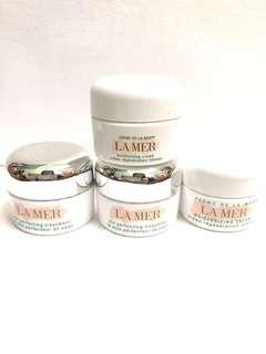 [試用裝] La Mer Moisturizing Cream 面霜 / the perfecting treatment 3.5ml sample