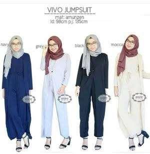 Vivo jumpsuit overall