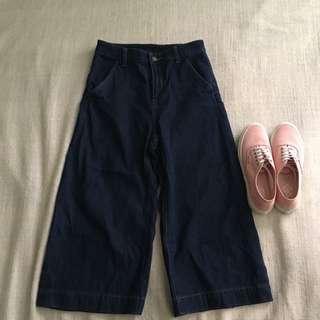 GU Flare Jeans