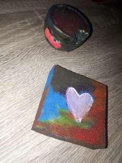 Colorful squishy set
