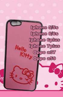 Back case hello kitty