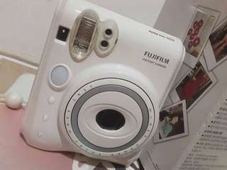 Fuji instax mini 50s - white