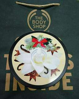 The Body Shop butter 200ml