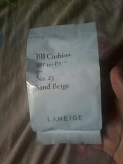 Laneige bb cushion refil