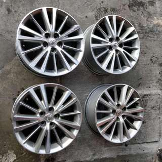 SPORT RIM 16inch ALTIS ORIGINAL WISH POLO CALDINA