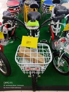 Selis Butterfly sepeda listrik kredit tanpa DP
