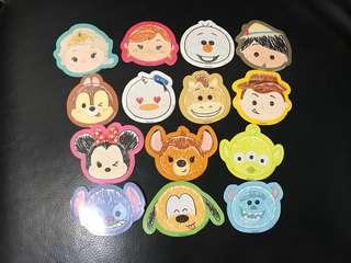 迪士尼TsumTsum 貼紙