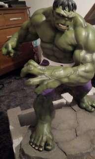 Hulk premium format sideshow