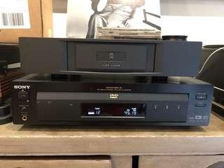 Sony S7000 DVD Player w/ remote