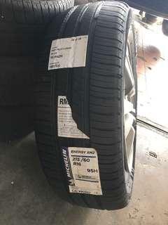 215/60/16 XM2 Michelin Tyre