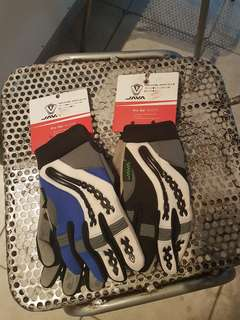 Full finger MTB gloves