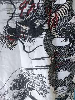 Tshirt sukajan dragon