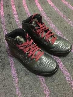 Derick Rose 3.5 Adidas Men's Shoes(D rose 3.5)Metal Black color. Original/Branded