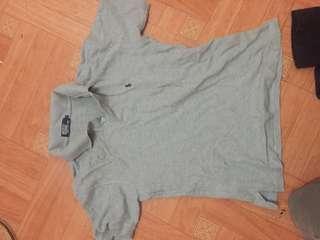 Kaos polo ralph lauren ori size s warna silver