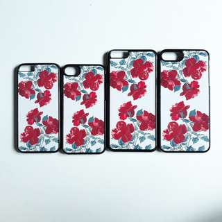 Hard Roses iPhone Cases