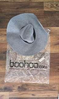 BNWT stripe floppy hat
