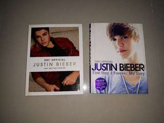 [WTS] Justin Bieber Biographies