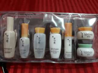 Sulwhasoo travel kit