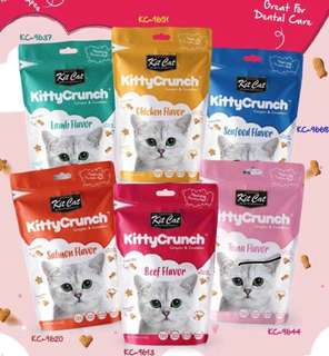 Kitty Crunch Cat's Treat