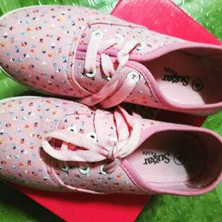 Sugarkids shoes size 34 used once