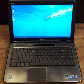 Dell XPS i7 Gaming Laptop