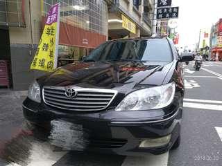 Camry 豐田 頂級 2.0G 可換車 換好玩的東西