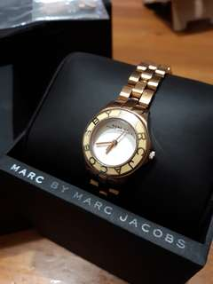 MARC BY MARC JACOBS 女錶