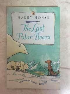 The last polar bear (英文故事書)