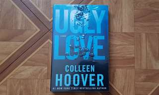 Signed Ugly Love by Colleen Hoover