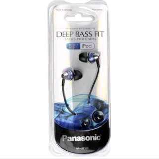 Original Panasonic's RP-HJE355 earphone