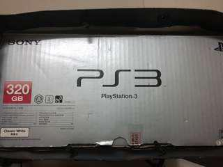 PS3 + 2 controller + 4 games